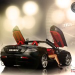 Sređeni Mercedes SLR
